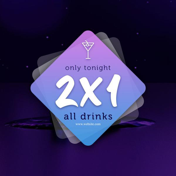 Banner Drink