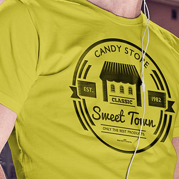 Logo T Shirt